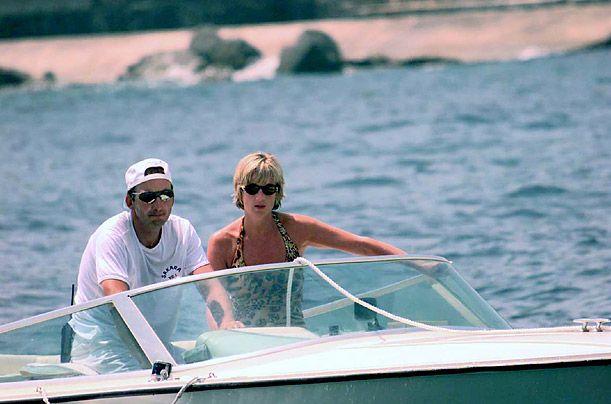 Princess Diana And Dodi Fayed Love Story diana's last holiday, 1997 ...