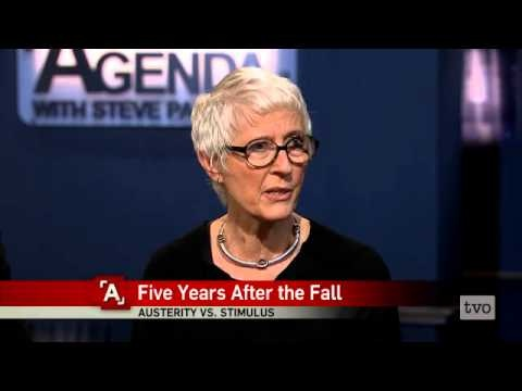 """Preview of a program on the global economic crisis, 5 years later. Inge Kaul of the Hertie School of Governance argues that the """"fiscal cliff"""" will be but a """"blip"""" in the grand scheme of things."""