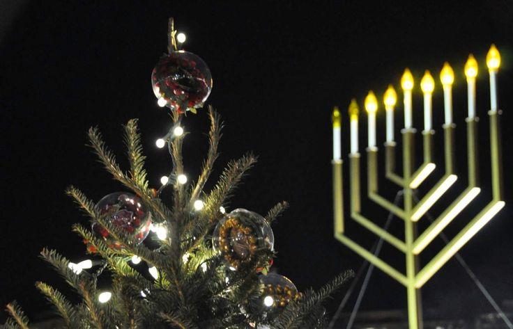 Новогодняя ёлка. Разрешается евреям?