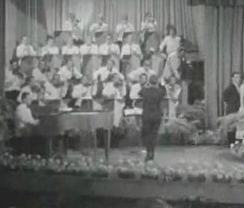 Eurovision Song Contest 1956 - Luagno - Orchestra