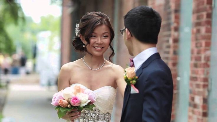 Graydon Hall Wedding | Kim & Brian | Take a look at this same day edit video captured and edited by our Toronto wedding videographer. One of the sweetest and cutest couples we've seen  #torontoweddingvideographer #weddingvideo #wedding ~ http://www.focusproduction.ca/toronto-wedding-videographer/kim-brian/