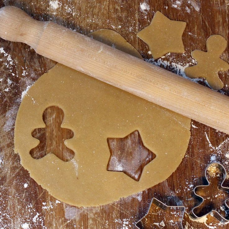 This straightforward Gingerbread Dough Recipe can be made ahead of time and placed in the freezer until you are ready to make some gingerbread men.