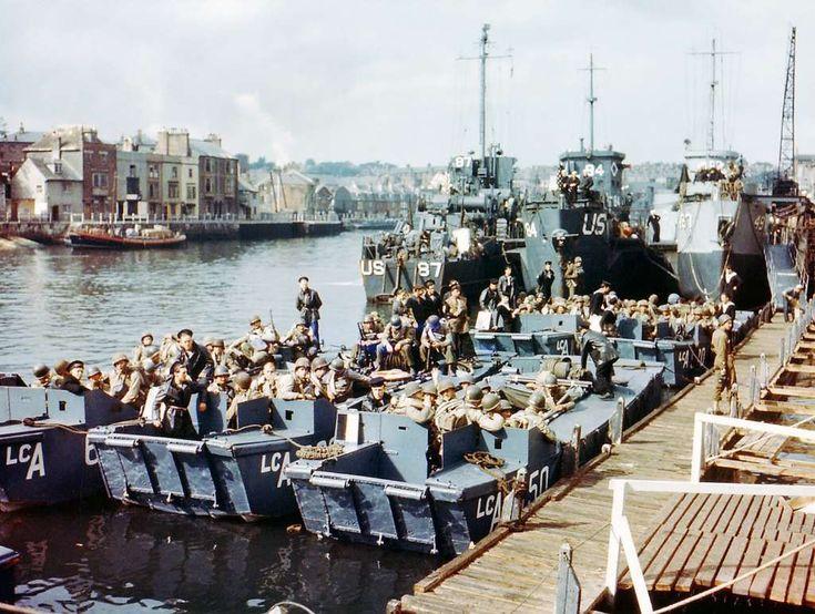 6 juni 1944, UK