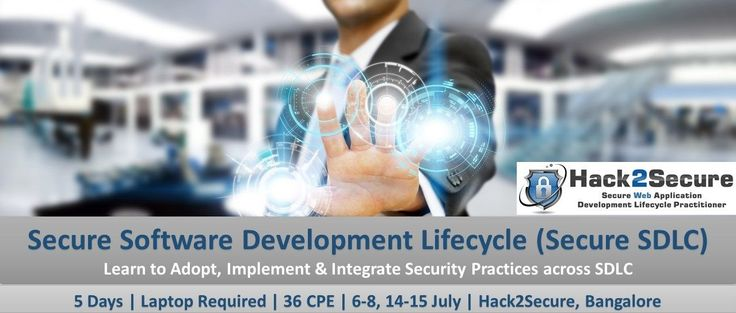 Secure Software Development Life Cycle or Secure SDLC is a systematic and structured concept to integrate Security at every phase of Software Development Life Cycle. Ensuring security in a product from scratch, not only helps in ensuring all compliances and basic security requirements but can also assist in implementing Security Controls at Low Cost.  It is adopted as a standard procedure by organizations to meet the Industry requirements and deliver high-quality and secure software.