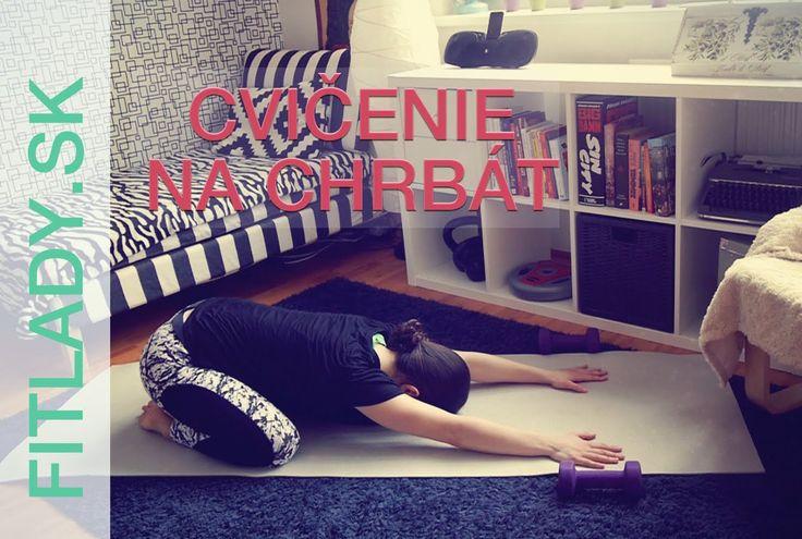 Cvičenie na pevný sexi chrbát pre ženy: Spevni chrbát a zbav sa bolesti