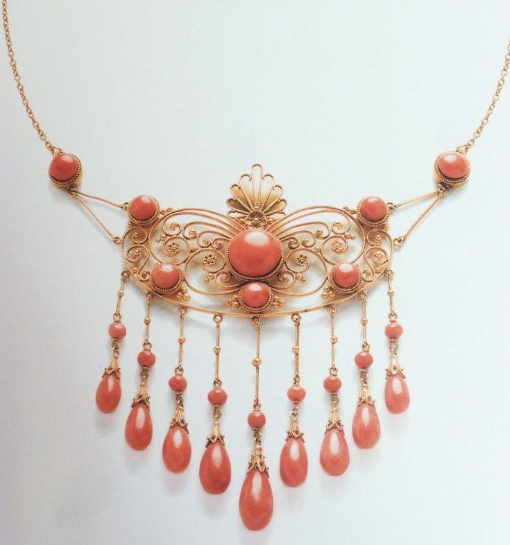 Necklace, 1906. Ascione
