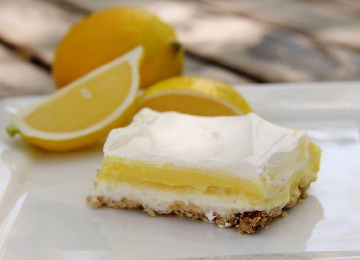 Lemon pie con base de salvado de avena | Notas | La Bioguía