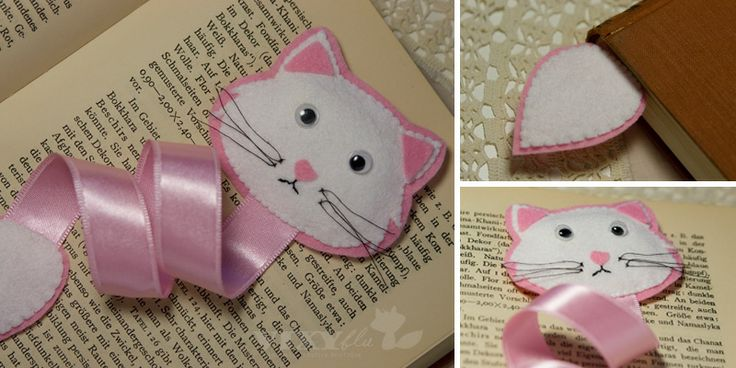 Kitty bookmark