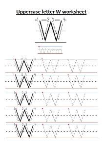 46 best Alphabet Worksheets images on Pinterest | Kindergarten ...