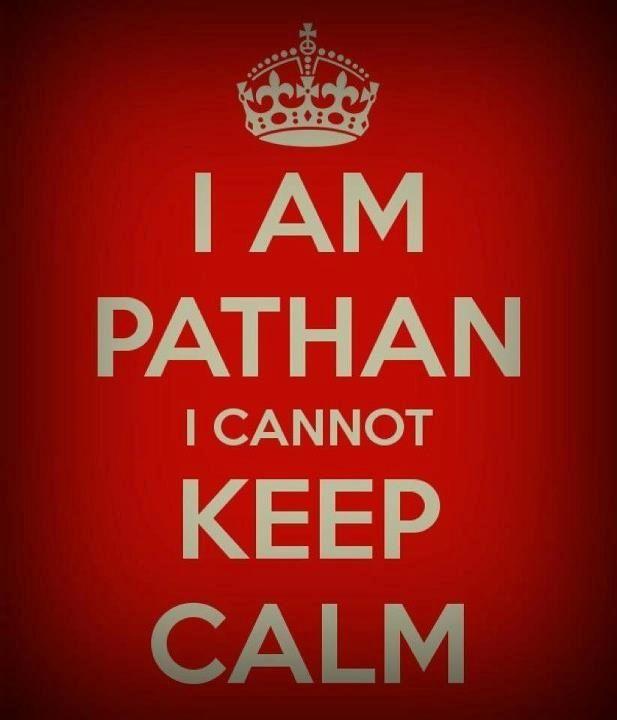 Pathans rock