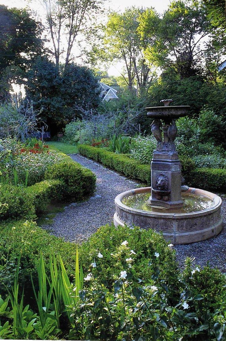 468 best PARTERRE\' images on Pinterest | Formal gardens, Landscaping ...