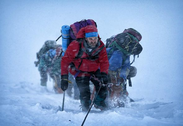 Primera imagen de 'Everest', una aventura con Jason Clarke y Josh Brolin.
