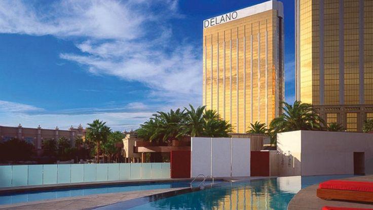 Delano Las Vegas ***** (Лас-Вегас, Невада, США). Дата открытия - сентябрь 2014.