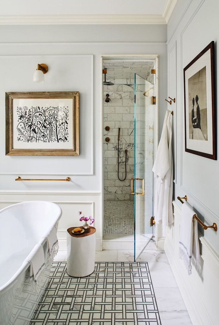 5 Pins : Room for Tuesday Inspiration on Pinterest  Bathrooms