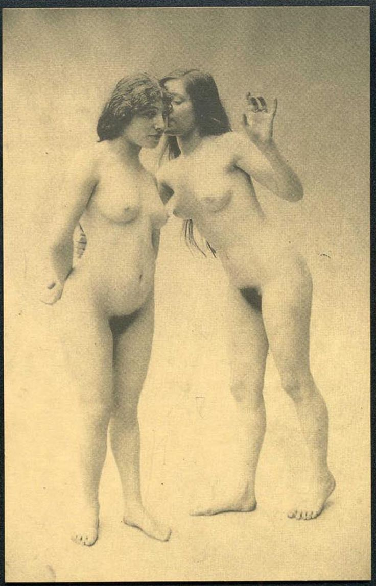 Vintage Nude Postcard 76