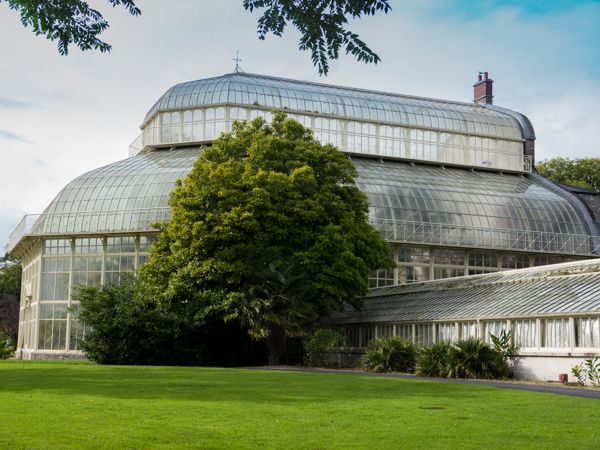 Awesome Die National Botanic Gardens of Ireland in Dublins geh ren mit ihren viktorianischen Gew chsh usern zu den sch nsten botanischen G rten Europas