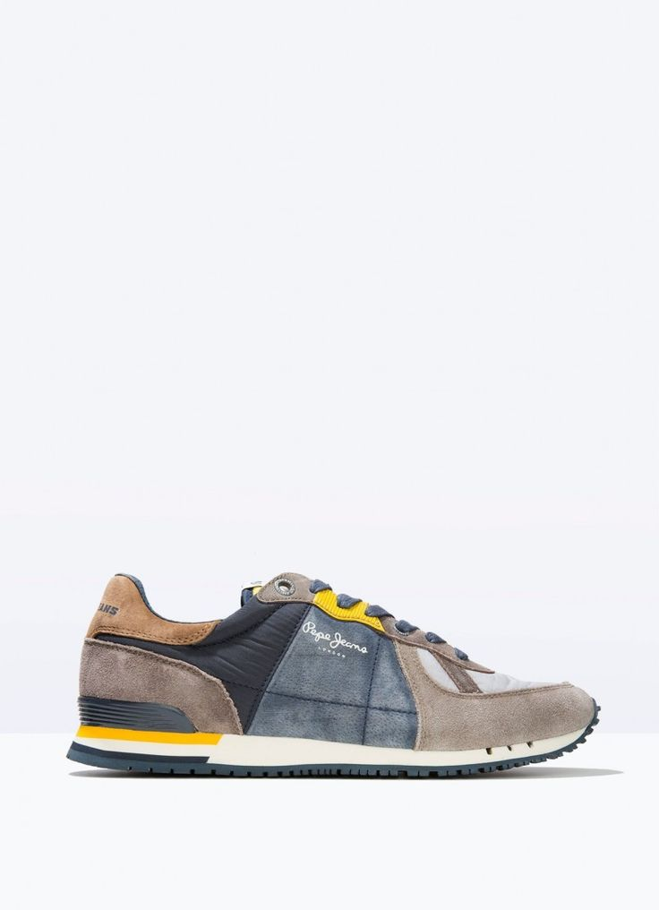 Pepe Jeans Sneakers Trainers Socks Mens Fashion Tennis Sneakers  Stockings Dress Socks Sock Sneakers