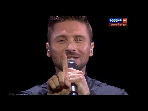 Sergey Lazarev - You Are The Only One 2016 Eurovision Russia - YouTube