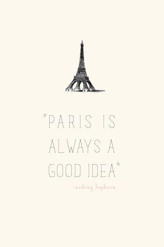 ....always.  #paris