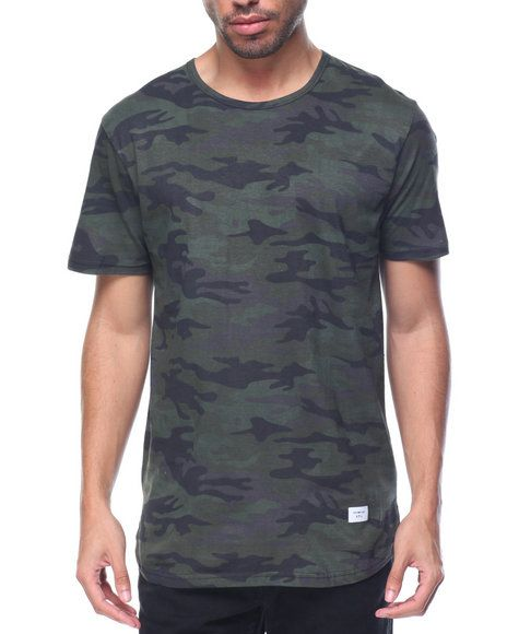 Find Overdye Camo Tee Shirts from Akomplice & more at DrJays. on Drjays.com