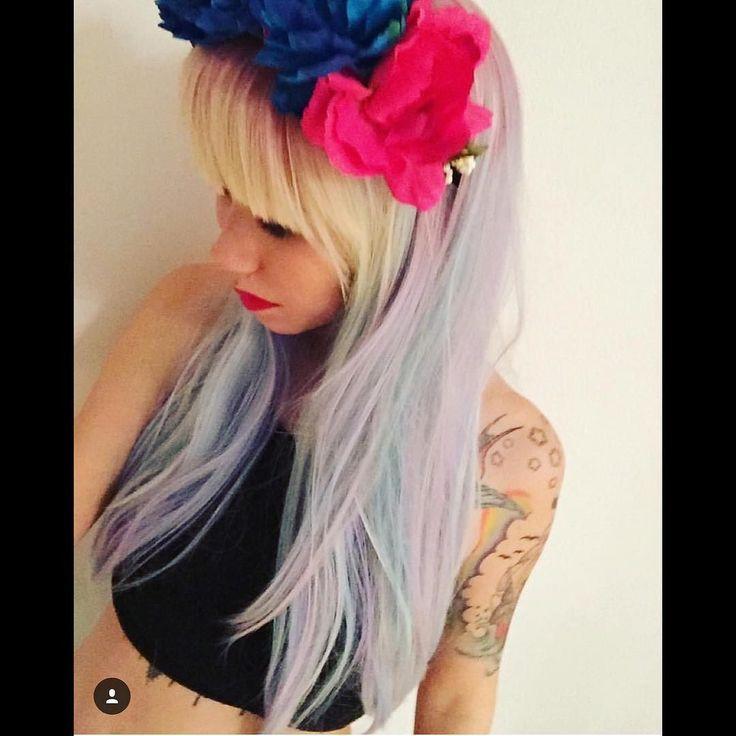 The beautiful @mrs.t.staley Looking amazing in Lush Wigs - Sherbet dip  #lushwigssherbetdip #lushwigs #wig lushwigs.com