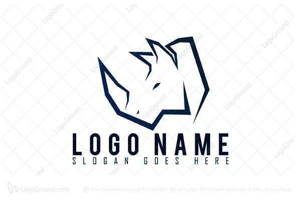 Logo for sale: Rhino Strenght Logo