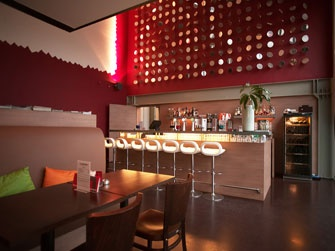 Restaurant Stroom, Rotterdam