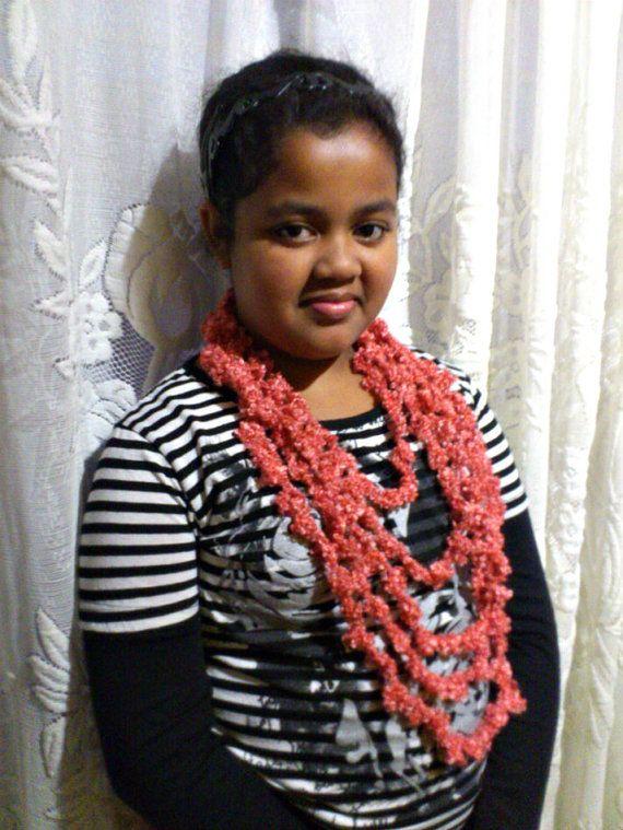 Luxe Mohair Necklace