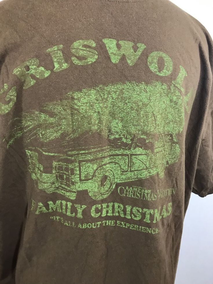 Vintage National Lampoons Griswald Christmas Vacation T-Shirt XL #MOKnits #GraphicTee