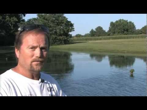 My DIY Pond Aerator - YouTube