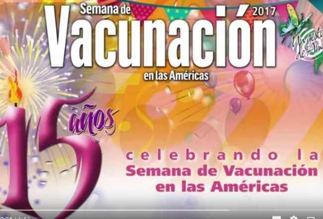 #Programa de vacunación en las Américas celebra sus 15 años - Día a día: Día a día Programa de vacunación en las Américas celebra sus 15…