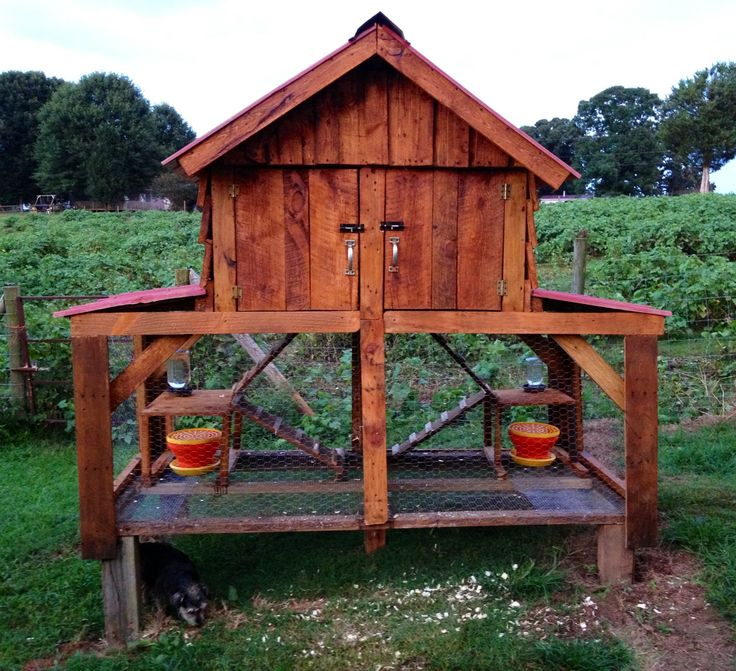 1000 images about homemade chicken coop village on pinterest for Homemade chicken house