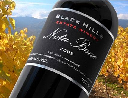 2005 Nota Bene. Black Hills Estate