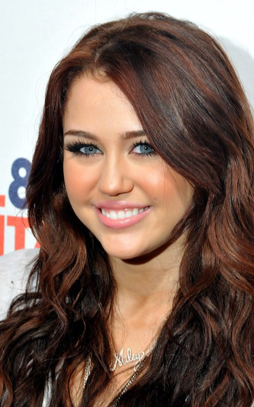 This was my favorite hair colour for Miley C