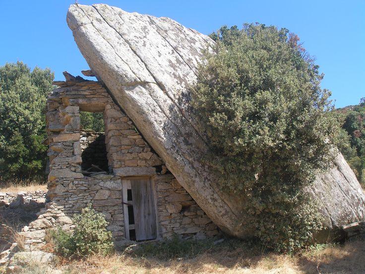 dragonhouse on Ikaria island