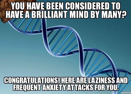 fdef37cdca2ffeddeb84aaf98129825c genetics generators 9 best dna jokes images on pinterest hilarious stuff, memes humor