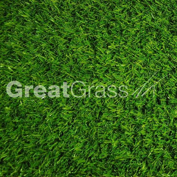 30mm Lush Green Artificial Grass