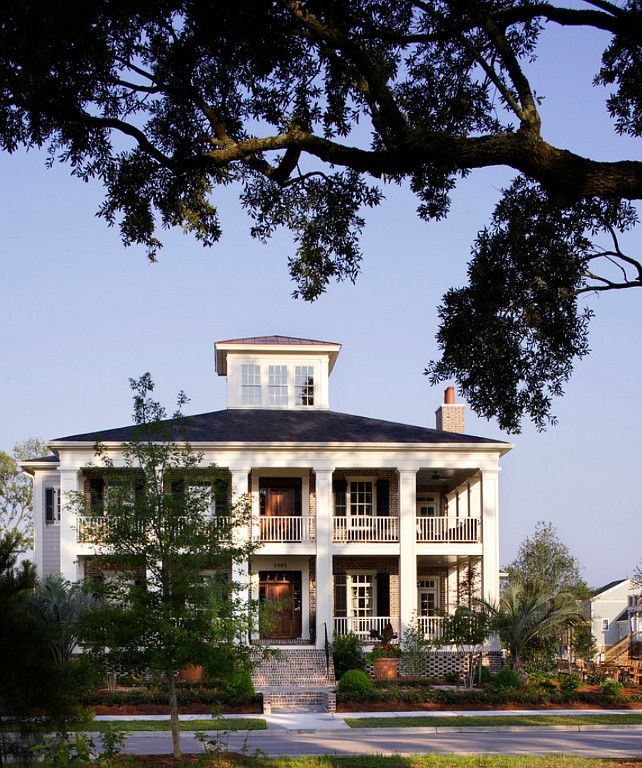 Best 25 southern homes ideas on pinterest front porches for Southern living homes for sale