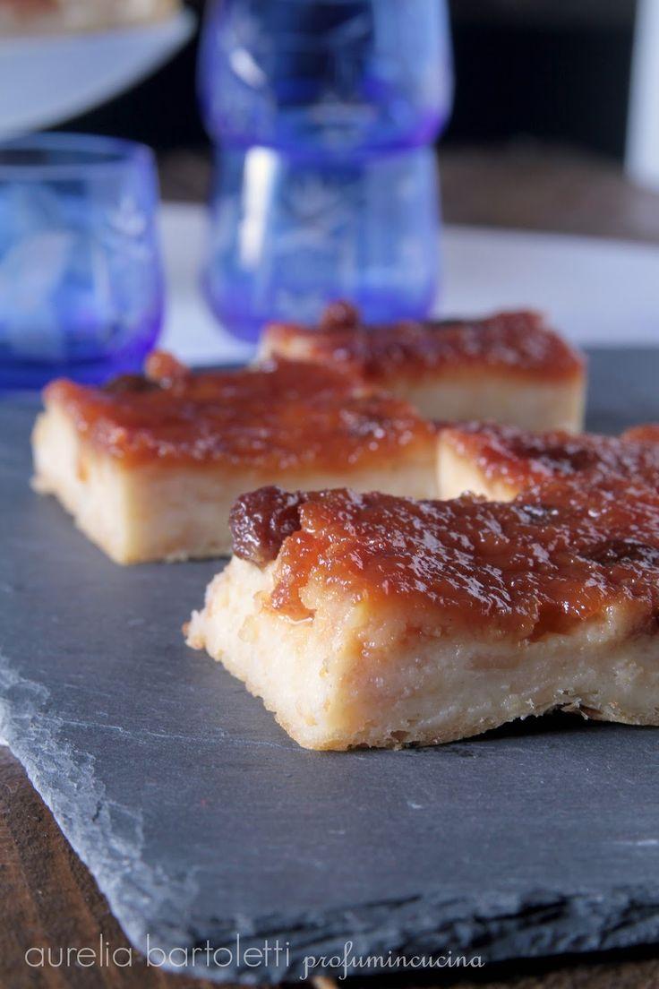 Profumi in cucina: Budino di pane e uvetta