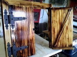 תוצאת תמונה עבור ventana de madera rusticas con hierro #cocinasrusticasmadera