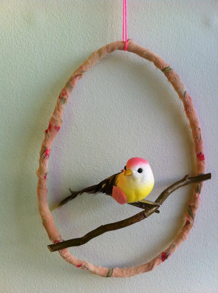Endnu en påske fugel