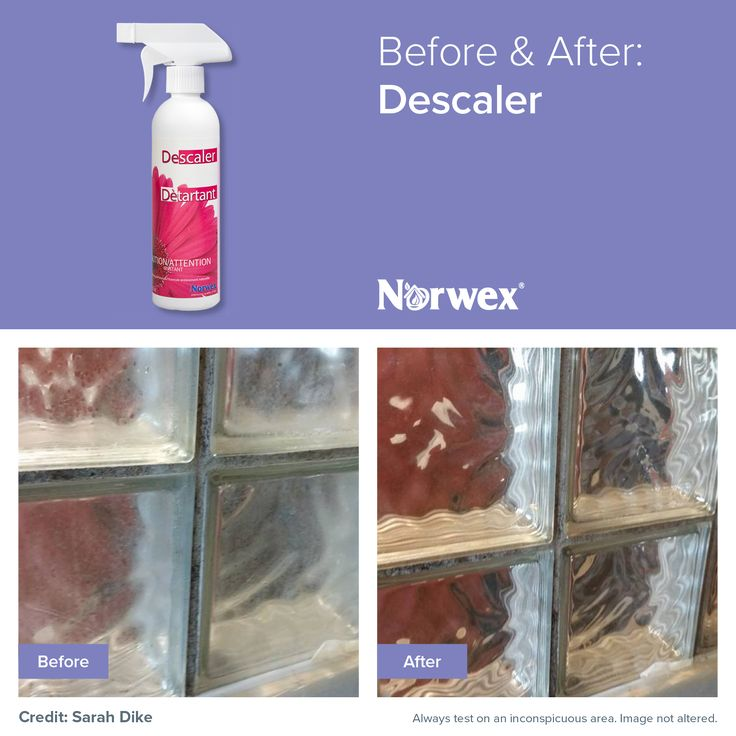 Norwex Descaler is both highly effective and environmentally friendly. It provides heavy-duty cleaning and removal of calcium, lime and rust stains as well as stubborn, stuck-on soap scum—in just a few minutes!