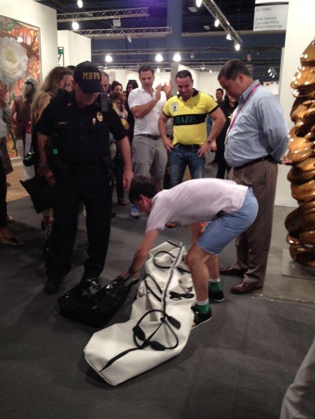Miami Beach Police Department   12 Fashionable Bodybags By MarkAllen