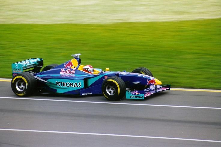 1998 Johnny Herbert, Sauber C17