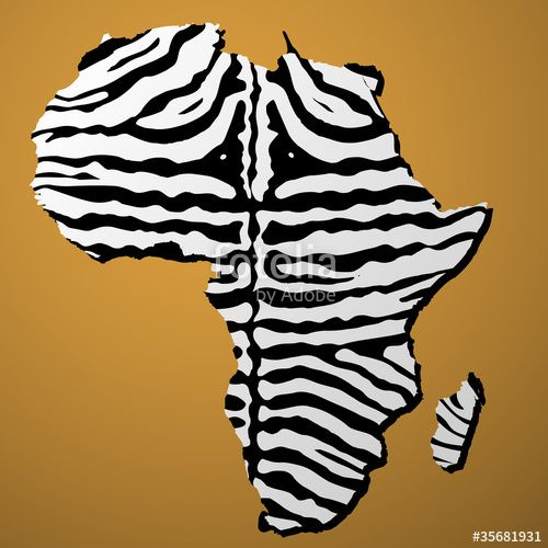 Vektor: afrika
