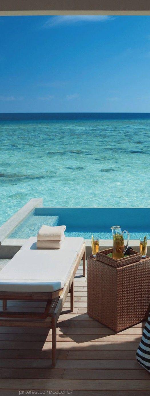 Four Seasons Resort...Maldives.  ASPEN CREEK TRAVEL - karen@aspencreektravel.com
