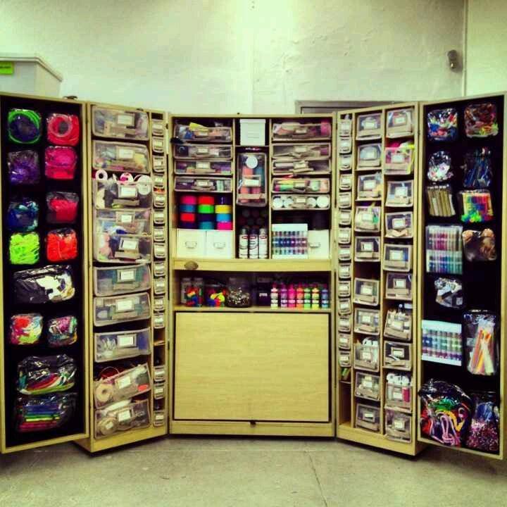 Closet Jewelry Storage Drawers