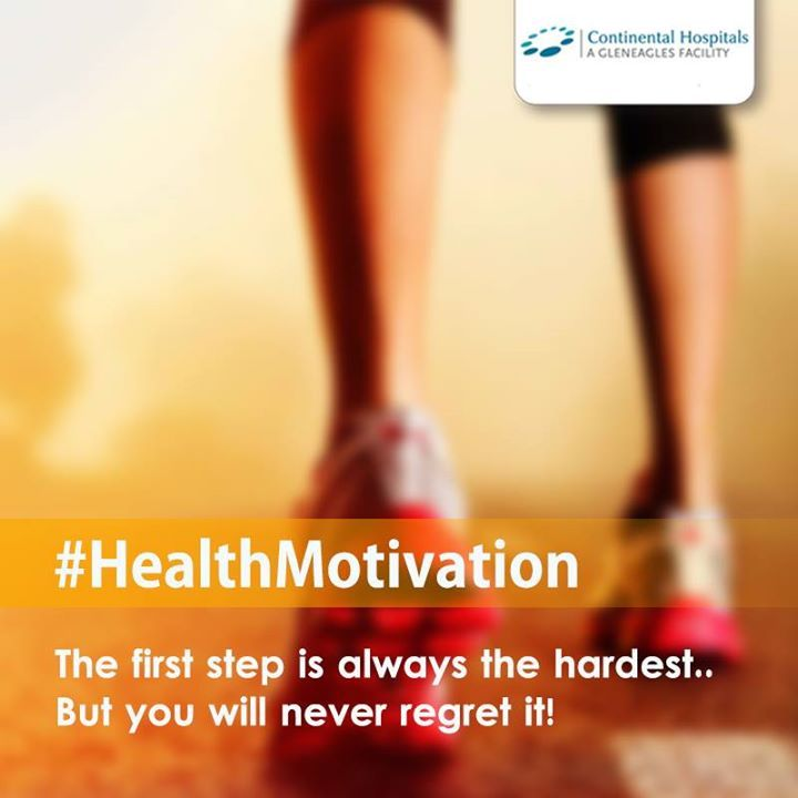 The first hard step towards being #healthy will never regret you. #HealthMotivation