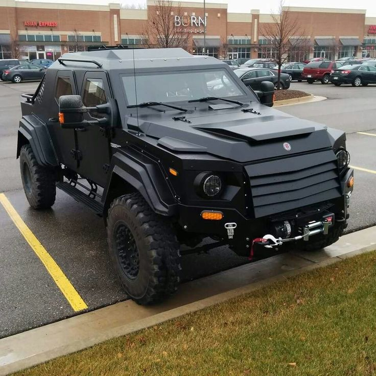 What color would you order for your Terradyne Armored Vehicles RPV Civilian  Edition build?