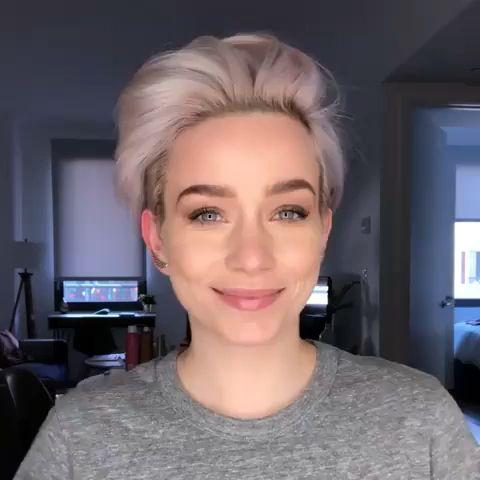 Você está procurando um novo corte de cabelo?    – Kurze Haare